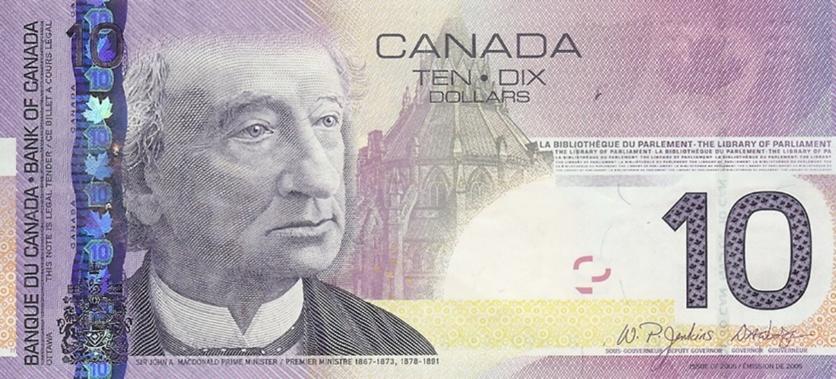 ดอลลาร์แคนาดา