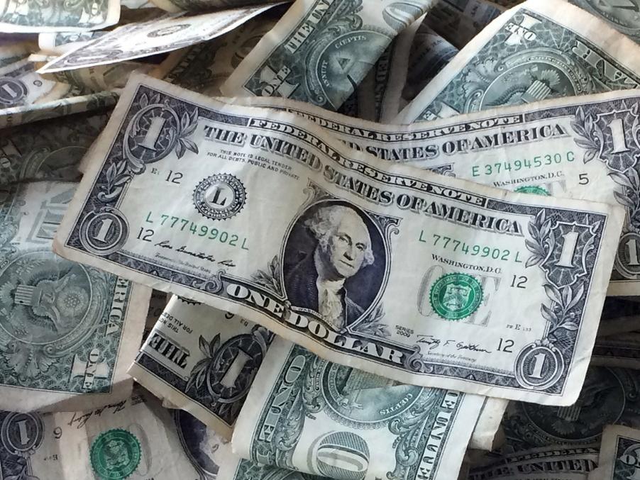 ค่าเงินดอลลาร์สหรัฐ